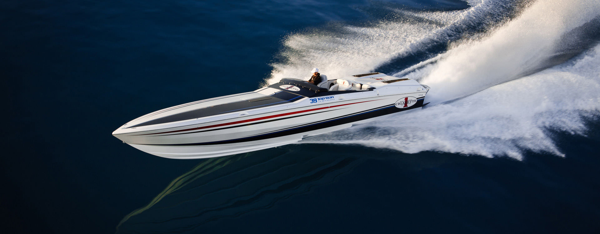 Speedboat wallpaper